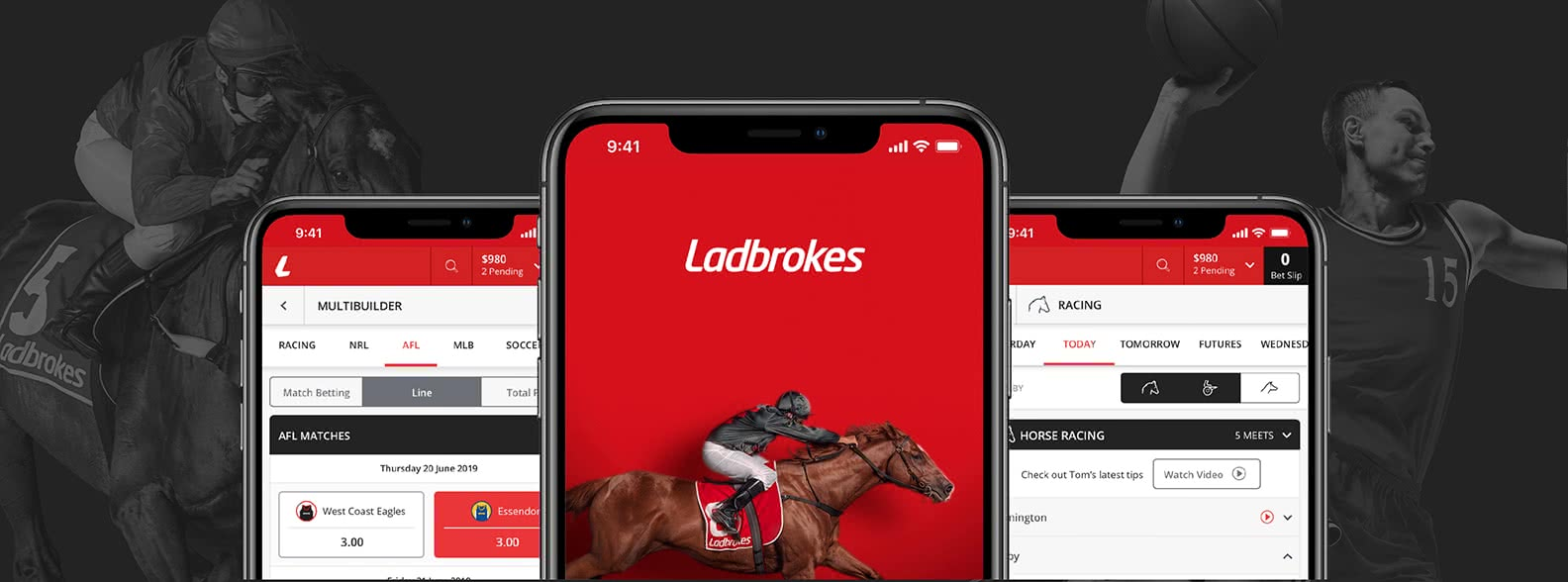 Ladbrokes betting applications rich manni motoring investments